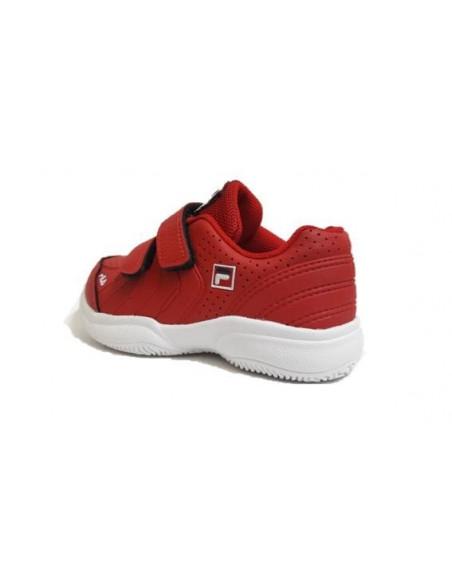 Lugano 5 Kids Rojo