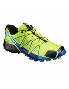 Speedcross 4 Amarillo Fluo
