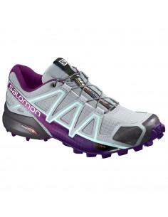 Speedcross 4 W Gris-violeta