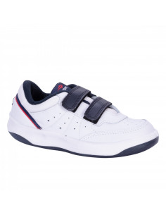 X Forcer Kids Vel Blanco-azul