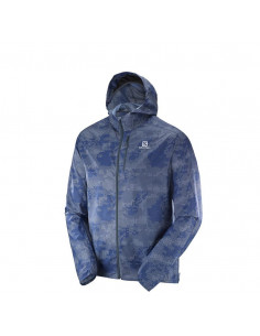Rompeviento Fast Wing Gris-azul