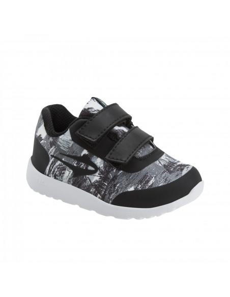 Notae Velcro Bb Negro-gris