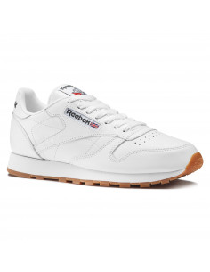 Cl Leather Blanco