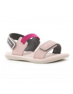 Plush Sandal Iv Fem Rosa