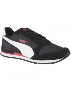 St Runner Nl W Negro-rosa