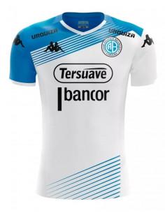 Camiseta Belgrano Blanca 2019