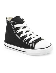 Zapatillas Converse Chuck Taylor Hi Bb Negro
