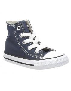 Zapatillas Converse Chuck Taylor Hi Bb Azul