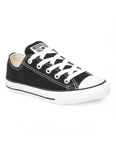 Zapatillas Converse Chuck Taylor Kids Negro