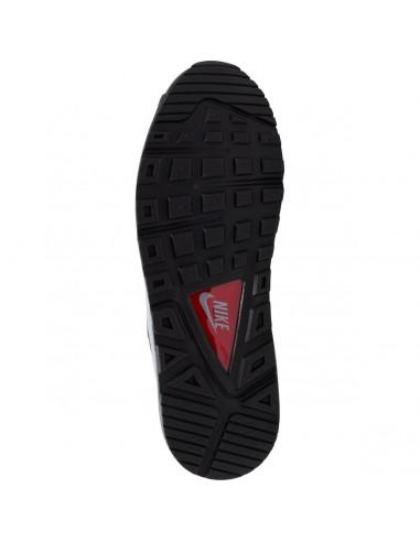 Zapatillas Nike Air Max Command Cuero Negro-rojo Cd0873-001