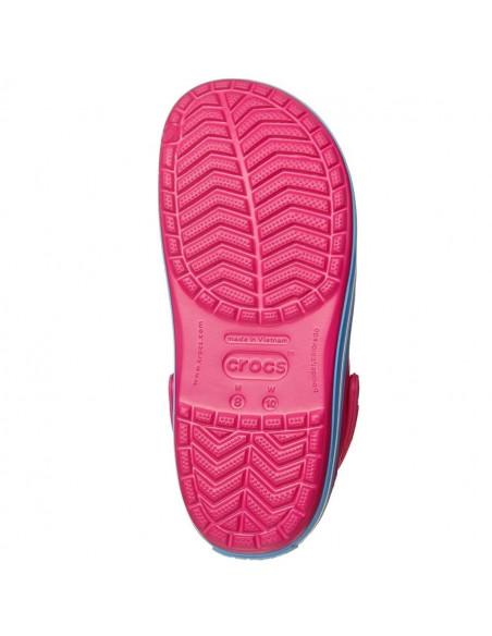 Crocs Crocband Fucsia-celeste