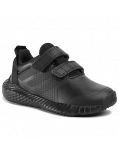 Zapatillas Adidas Fortagym Kids Negro G27203