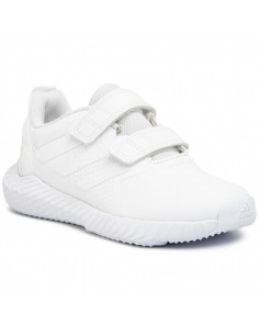 Zapatillas Adidas Fortagym Kids Blanco G27204