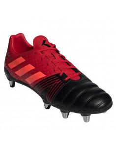 Botines Adidas Kakari Sg Negro-rojo Ef3397