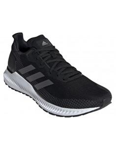 Zapatillas Adidas Solar Blaze M Negro-blanco Ef0815