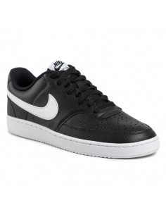 Zapatillas Nike Court Vision Negro-blanco Cd5463-001