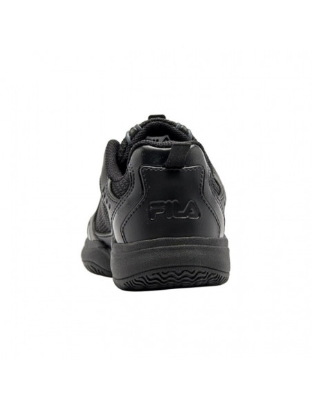 Zapatillas Fila Attrek Infantil Negro