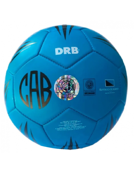 Pelota Futbol N°5 Drb Belgrano