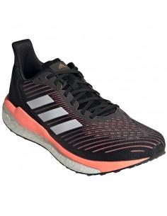 Zapatillas Adidas Solar Drive 19 M Negro-salmon Ee4278