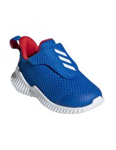 Zapatillas Adidas Fortarun Niños Azul Ef9686