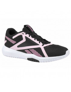 Zapatillas Reebok Flexagon Force Negro-rosa Eh3566