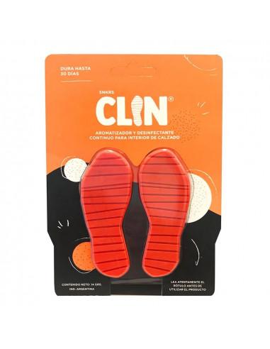 Aromatizador Calzado Clin