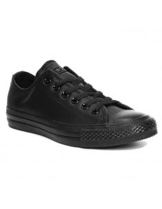 Zapatillas Converse Chuck Taylor Cuero Negro
