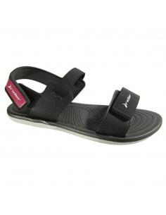 Sandalia Rider Plush Sandal Iv Fem Negro