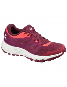 Zapatillas Salomon Trailster 2 W Bordo-rosa