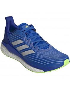 Zapatillas Adidas Solar Drive 19 M Azul Francia Ee4279