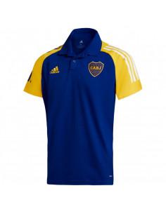 Chomba Adidas Boca Azul-oro Gl7520