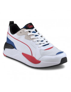 Zapatillas Puma X Ray Game Blanco-azul-rojo