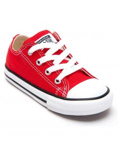 Zapatillas Converse Chuck Taylor Bb Rojo
